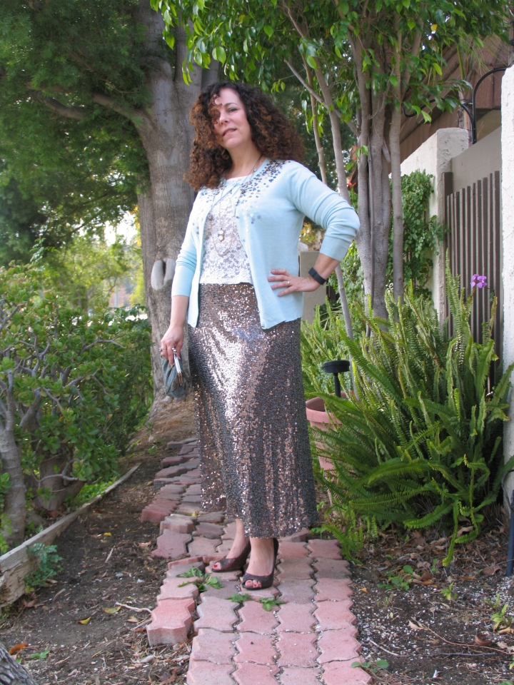 FWE Blog - sequin skirt 4
